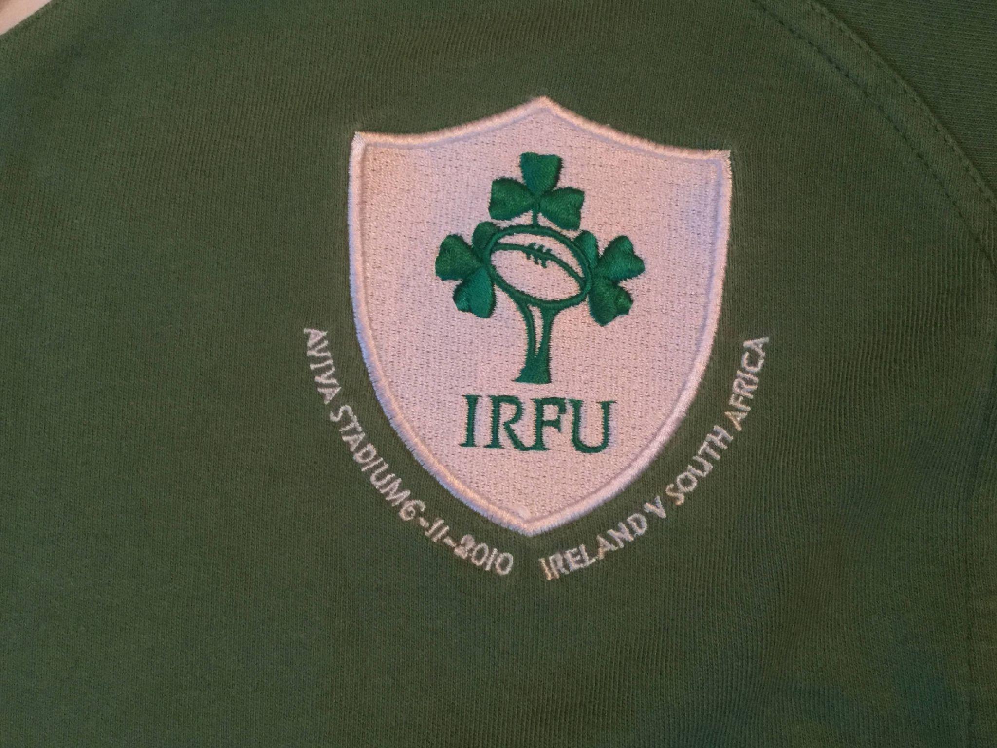 03b0c04c3 Classic Rugby Shirts | 2010 Ireland Old Vintage Union Jerseys